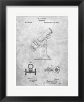 Framed Microscope Patent
