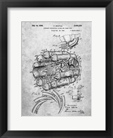 Framed Aircraft Propulsion System and Power Unit Patent