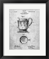 Framed Pitcher or Similar Article Patent