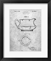 Framed Haviland Pitcher or Similar Article Patent