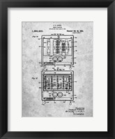Framed Bread Toaster Patent
