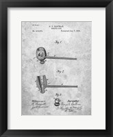 Framed Tobacco Pipe Patent