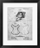 Framed Diaper Patent