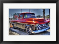 Framed Pick Up Truck