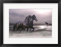 Framed Dawn Mist