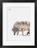 Framed Wulf