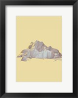 Framed Low Poly Mountain 3