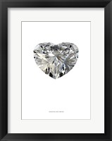 Framed Diamonds are Forever I