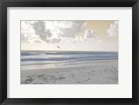 Framed Serene Sea I
