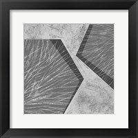 Orchestrated Geometry I Framed Print