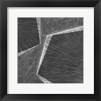 Orchestrated Geometry II Framed Print
