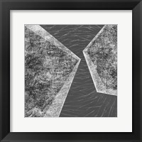 Orchestrated Geometry III Framed Print