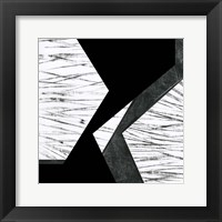 Orchestrated Geometry VI Framed Print