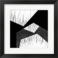 Orchestrated Geometry VII Framed Print