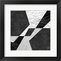 Orchestrated Geometry VIII Framed Print