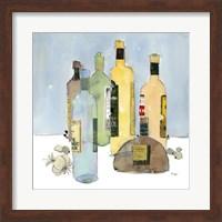 Framed Garlic and Oil II