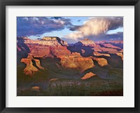 Framed Canyon View III
