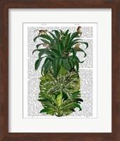 Framed Pineapple, Monkeys