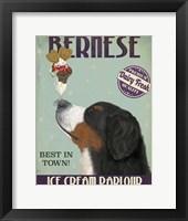 Framed Bernese Ice Cream