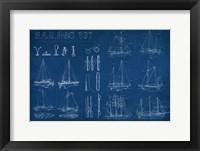 Framed Sailing Infograph