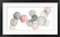 Framed Gilded Spheres I