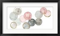 Framed Gilded Spheres II