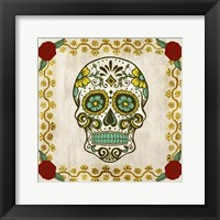 Framed Day of the Dead IV