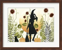 Framed Witch's Garden II