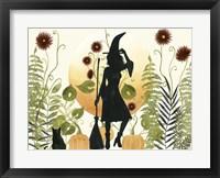 Framed Witch's Garden II