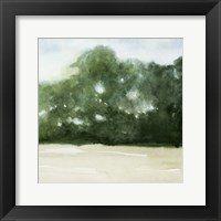 Framed Loose Landscape II