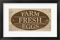 Framed Farm Store I