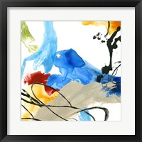 Formulation I Framed Print