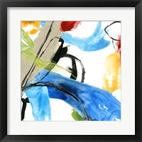 Formulation IV Framed Print