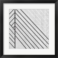 Diametric I Framed Print