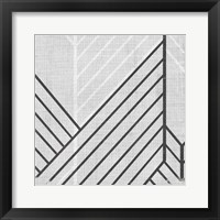 Diametric III Framed Print