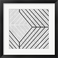 Diametric IV Framed Print