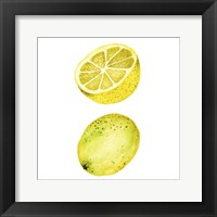 Love Me Fruit IV Framed Print