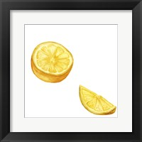 Love Me Fruit IX Framed Print
