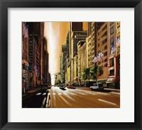 Framed Light of Manhattan