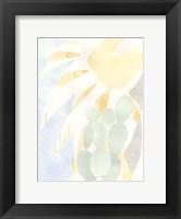 Framed Painted Desert I