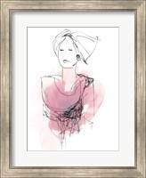 Framed Fashion Splash V