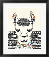 Framed Party Llama IV