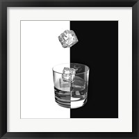 Framed Ice And Wine