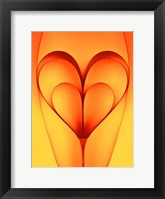 Framed Bounded Hearts