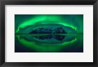 Framed Eye Of Stokksnes