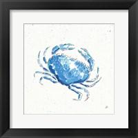 Maritime X Framed Print