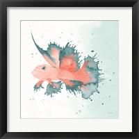 Framed Splash VI