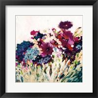 Framed In Bloom on White Crop