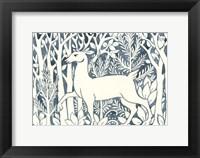 Framed Forest Life V
