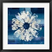 Framed Ocean Bloom II